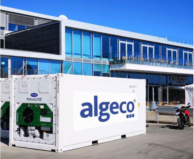 Algeco, en Profitbase kunde