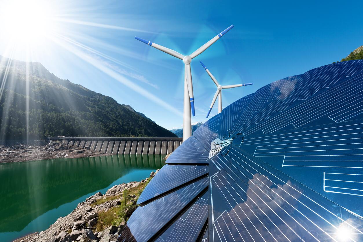 Norges energisektor planlegger for fremtiden.